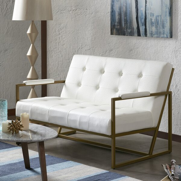 Valuable Brands Cateline Standard Loveseat by Trent Austin Design by Trent Austin Design