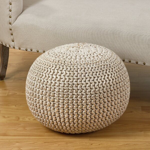 Degraff Pouf by Mercury Row