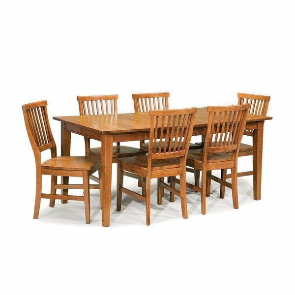 Cloquet 7 Piece Extendable Dining Set by Millwood Pines