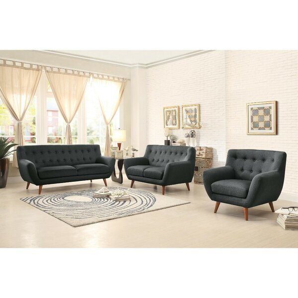 #1 Vicente Configurable Living Room Set By Brayden Studio Cool