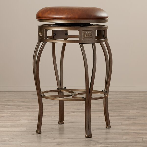 Copenhagen 30 Swivel Bar Stool by Astoria Grand