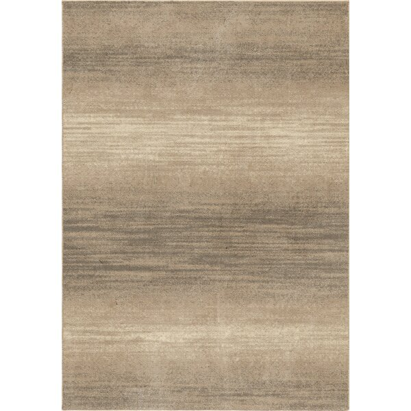 Rowan Beige Area Rug by Threadbind