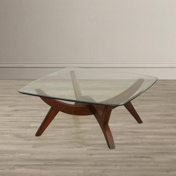 Bitter Creek Coffee Table by Red Barrel Studio