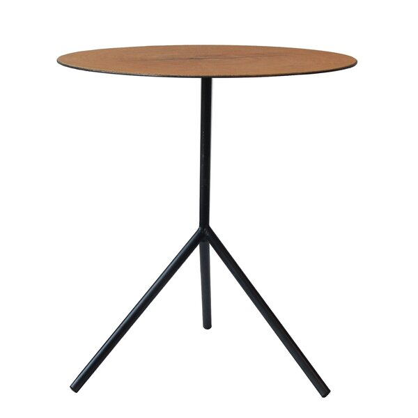 Muriel Tripod End Table by Corrigan Studio
