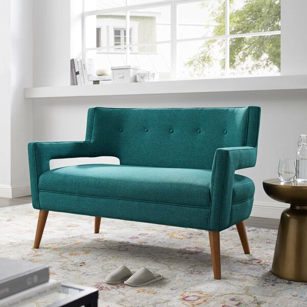 Weekend Choice Caviness Loveseat by George Oliver by George Oliver