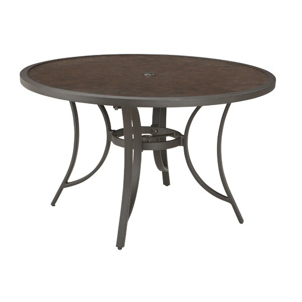 Colville Grand Round Dining Table by Bay Isle Home