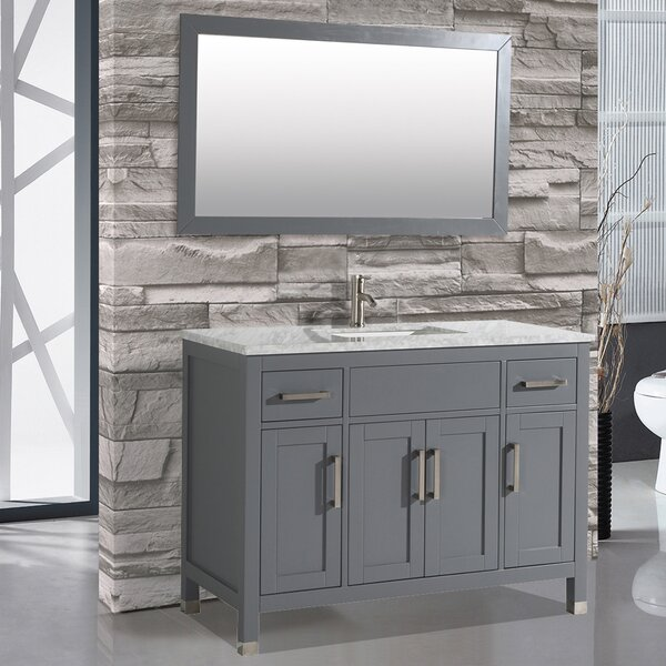 Denault 48 Single Bathroom Vanity Set by Brayden Studio