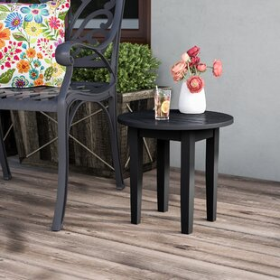 Reviews Fordyce Solid Wood Side Table ByAndover Mills