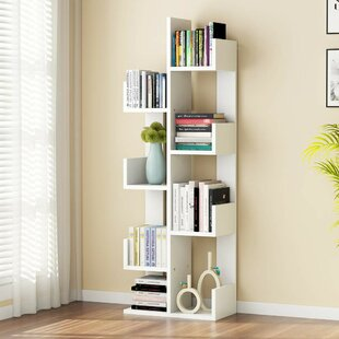 Holli Tree Geometric Bookcase