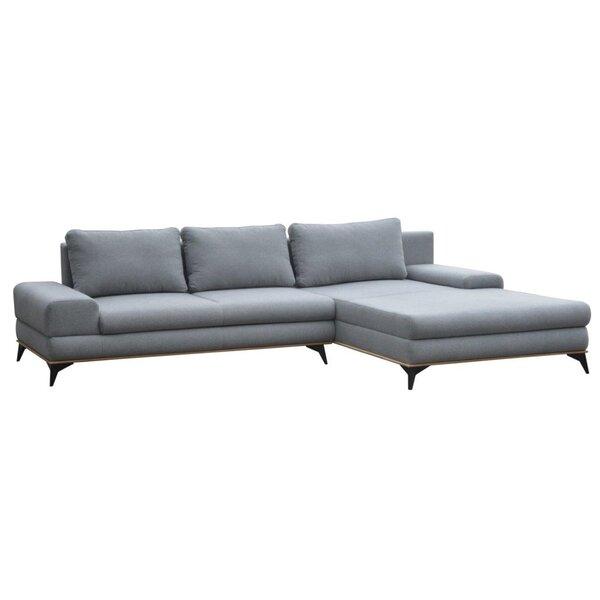 Ebern Designs Convertible Sleeper Sectionals