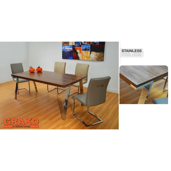 Pennebaker Dining Table by Ebern Designs