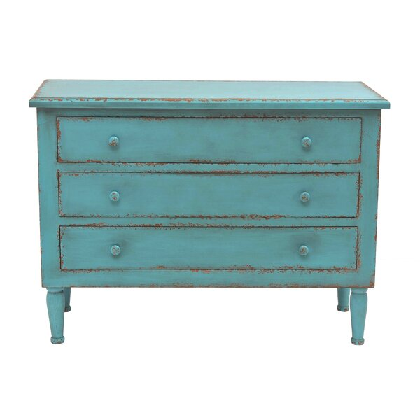 Talbet 3 Drawer Accent Chest by Safavieh