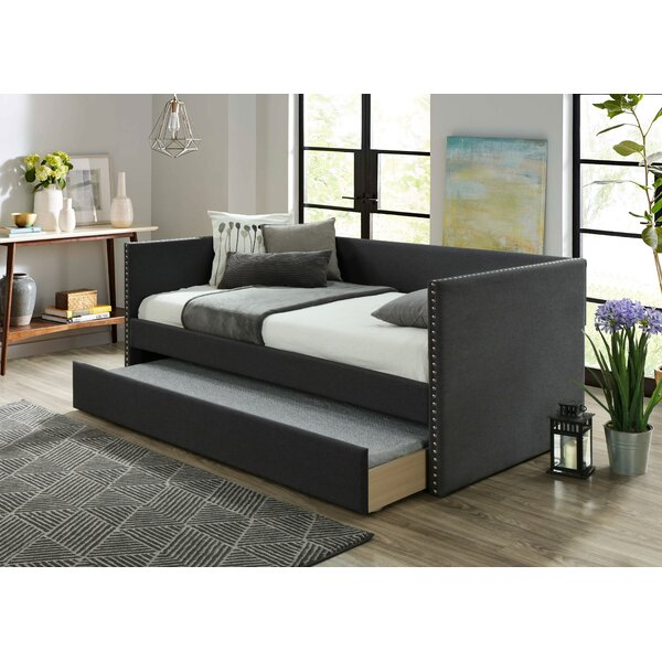 Bedminster Twin Daybed With Trundle By Latitude Run