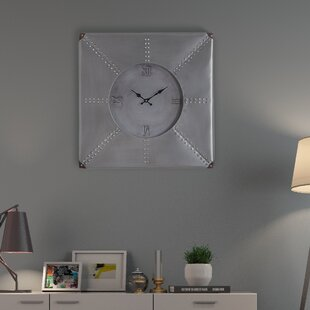Oversized Moree Square Wall Clock