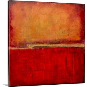 'Under The Tuscan Sun' Graphic Art on Canvas by Mercury Row