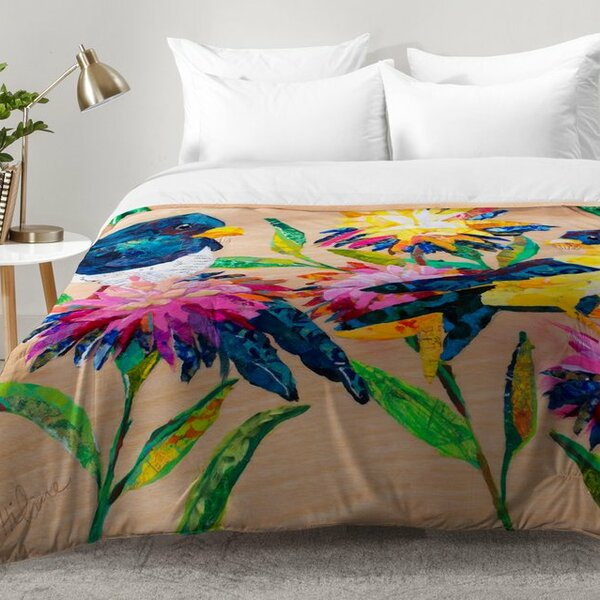 Nelson Birds and Blooms Comforter Set