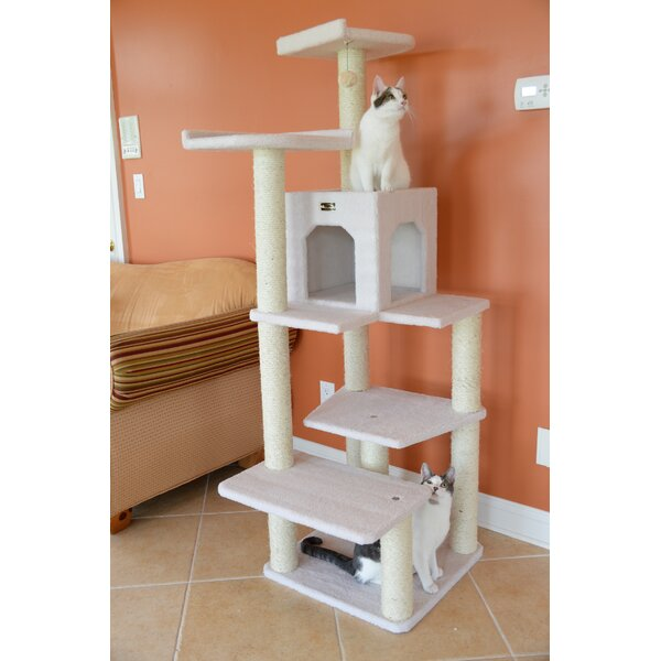 68 Classic Cat Tree By Armarkat.