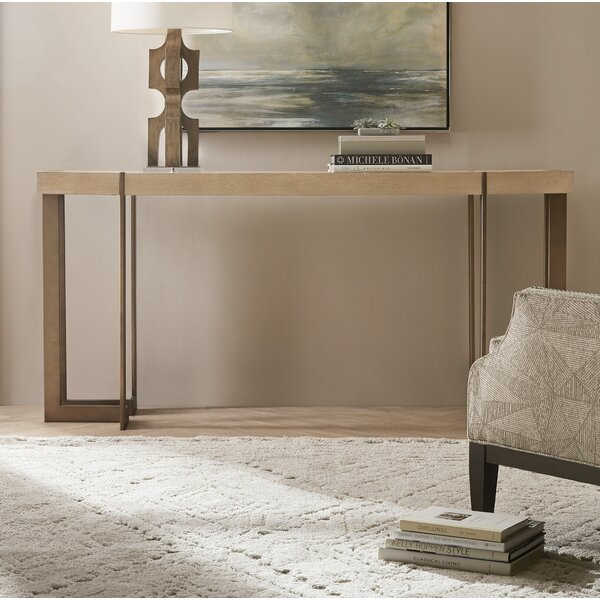Miramar Point Reyes Max Console Table By Hooker Furniture