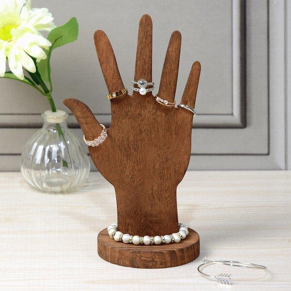 Display Bracelet Jewelry Stand by Millwood Pines