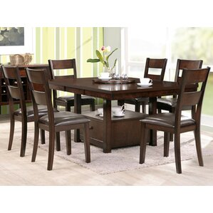 Gibson Extendable Dining Table (Set of 4) by Steve Silver Furniture