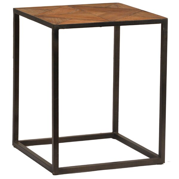 Sabino End Table by Tipton & Tate