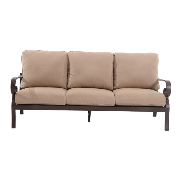 Rivera Sofa with Cushion by Royal Garden