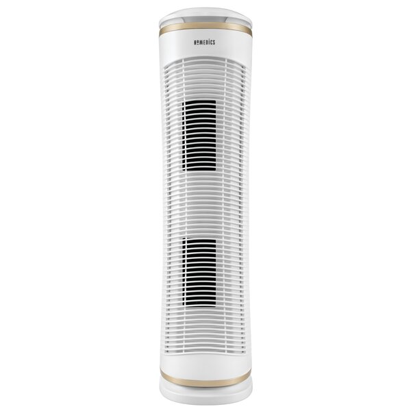 Total Clean Room Air Purifier with HEPA Filter by Homedics