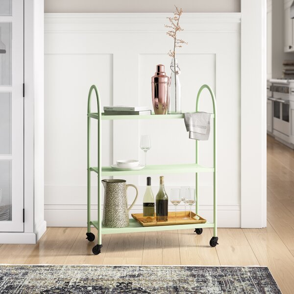 Teter Bar Cart by Ebern Designs Ebern Designs