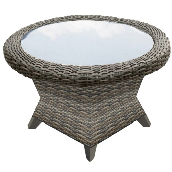 Carlie Chat Table by Rosecliff Heights Rosecliff Heights
