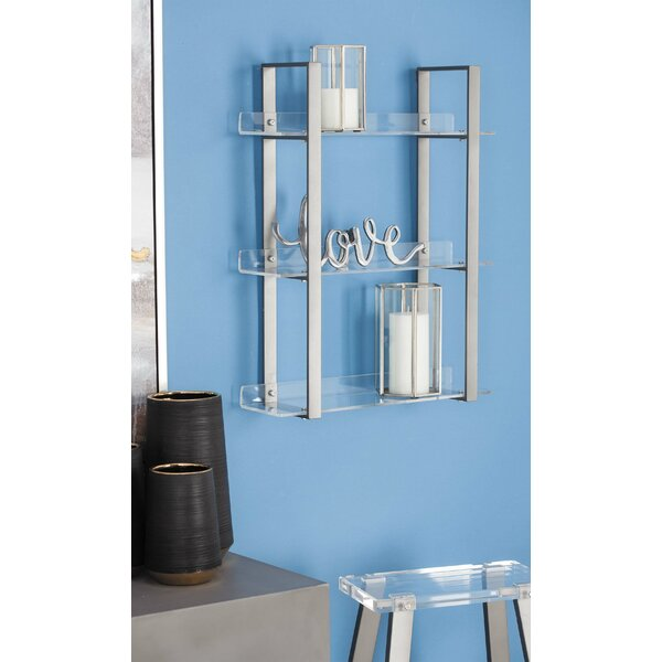Etagere Wall Shelf by Cole & Grey