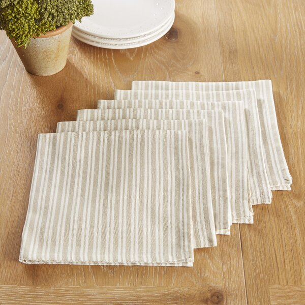 Hatchville Napkins (Set of 6) by Birch Lane™