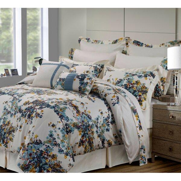 Brookhn 100% Cotton 12 Piece Reversible Comforter Set