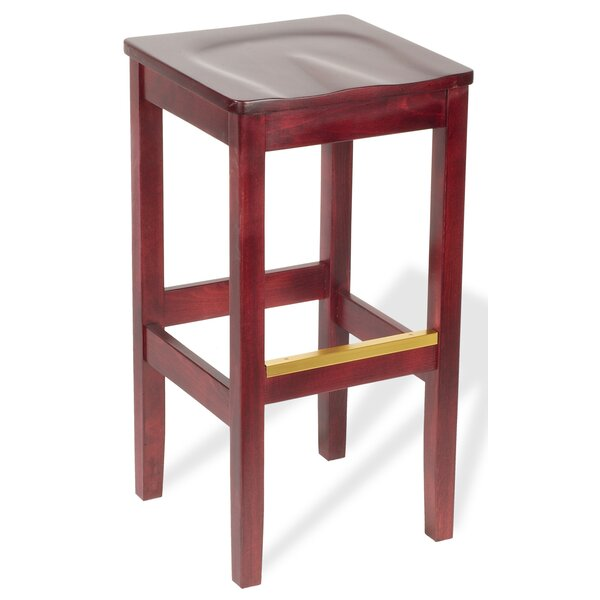Bulldog 44.25 Bar Stool by Holsag