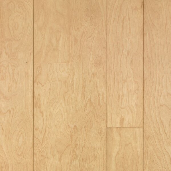 Turlington 5 Engineered Birch Hardwood Flooring in Natural by Bruce Flooring