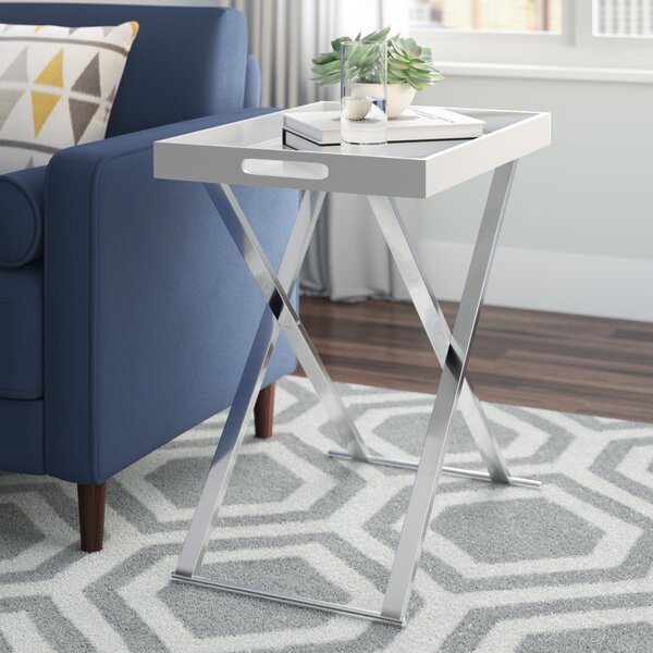 Willowridge End Table by Wrought Studio