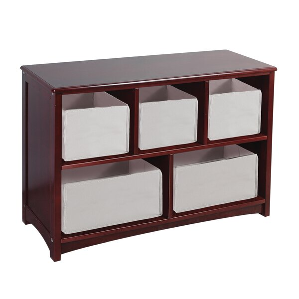 Matilda 24 Bookcase by Viv + Rae