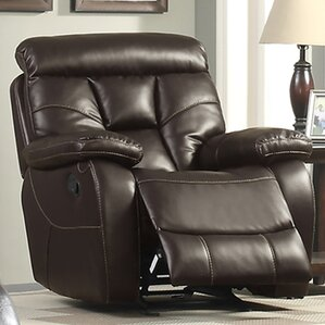Manual Rocker Recliner by Best Quality Furniture