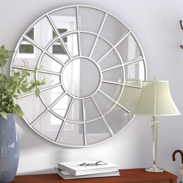 Round Wall Mirror by Red Barrel Studio