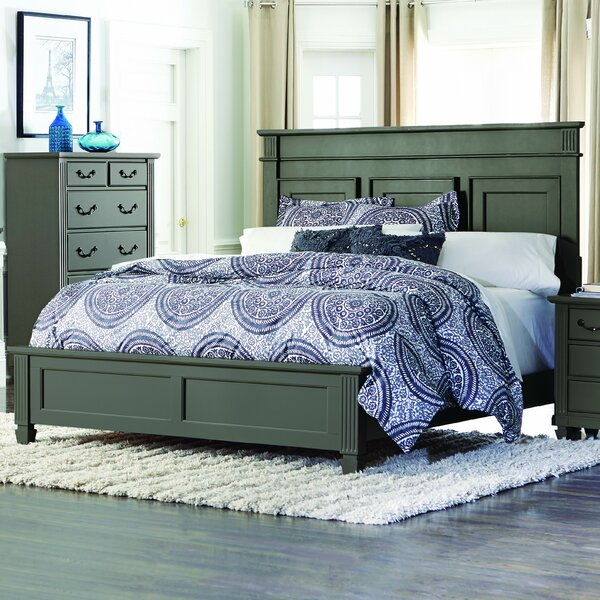 Gunther Panel Bed by Alcott Hill