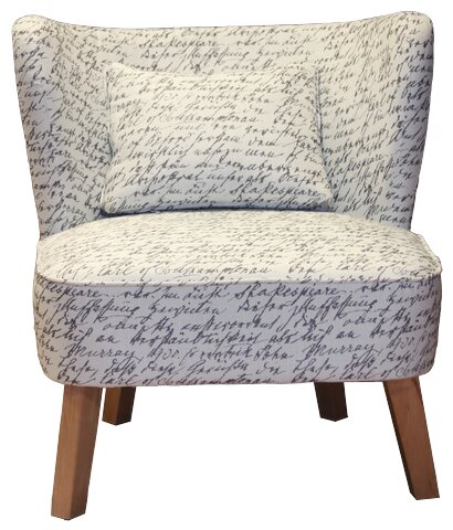 Geneseo Barrel Chair By Ophelia & Co. Discount