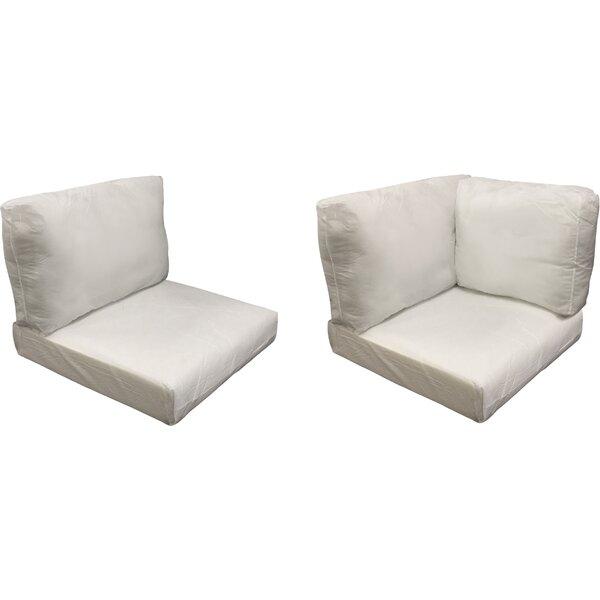 Fairfield Outdoor Seat/Back Cushion Set
