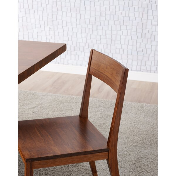 Aurora Solid Wood Dining Chair (Set of 2) by Greenington