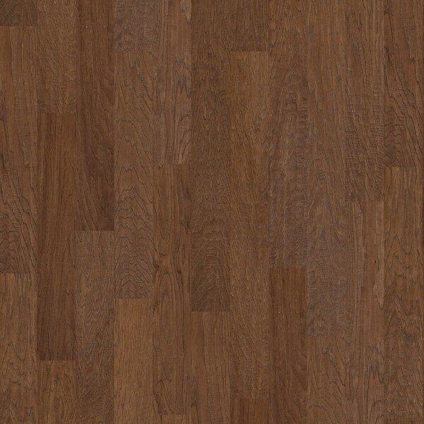 Blackburn 5 Engineered Hickory Hardwood Flooring in Alma by Shaw Floors
