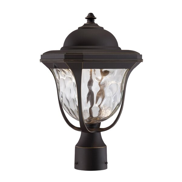 Marquette LED Lantern Head by Designers Fountain