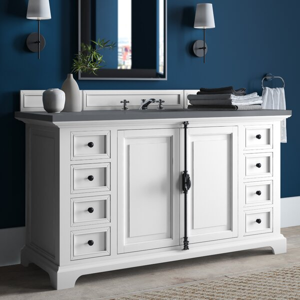 Ogallala 60 Single Bathroom Vanity Set