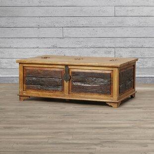 Superbe Bentonite Blanket Box / Trunk Coffee Table