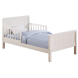 Gilcrease Toddler Panel Bed by Viv   Rae