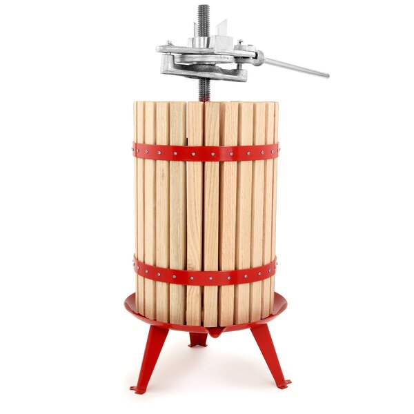 Harvest Fruit and Wine Press by TSM Products