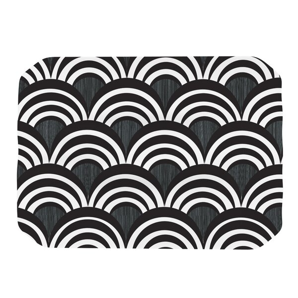 Art Deco Placemat by KESS InHouse