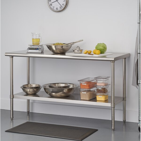 Christner EcoStorage Prep Table by Symple Stuff